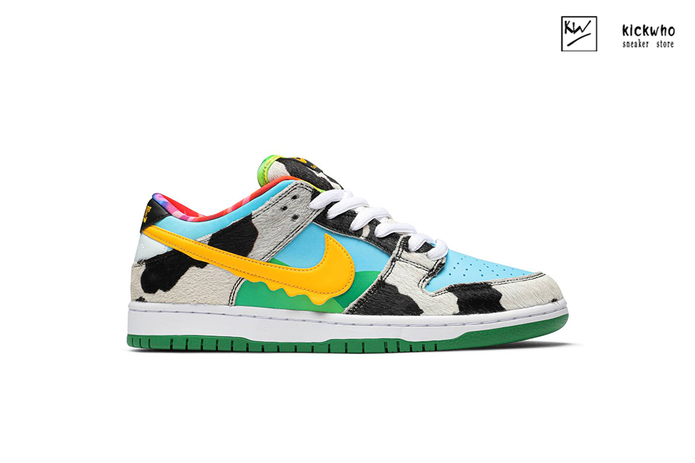 Ben & Jerry's x Dunk Low SB 'Chunky Dunky' Godkiller