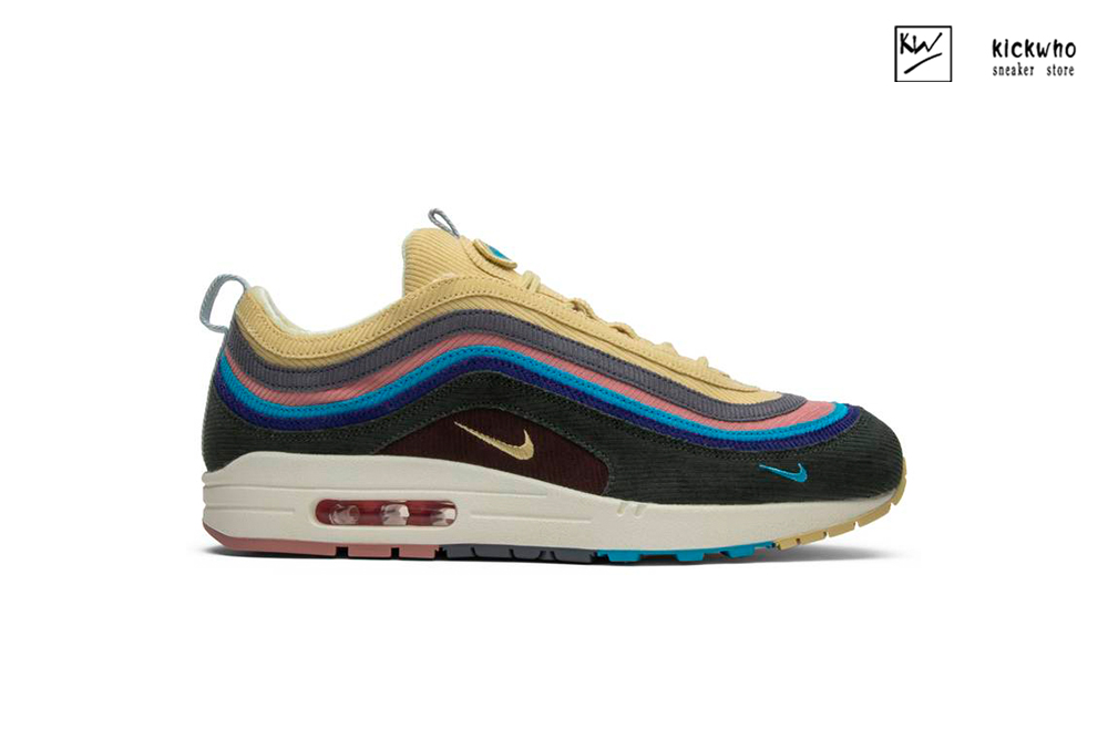 "SEAN WOTHERSPOON X NIKE AIR MAX 97/1 HYBRID ""GODKILLER"""