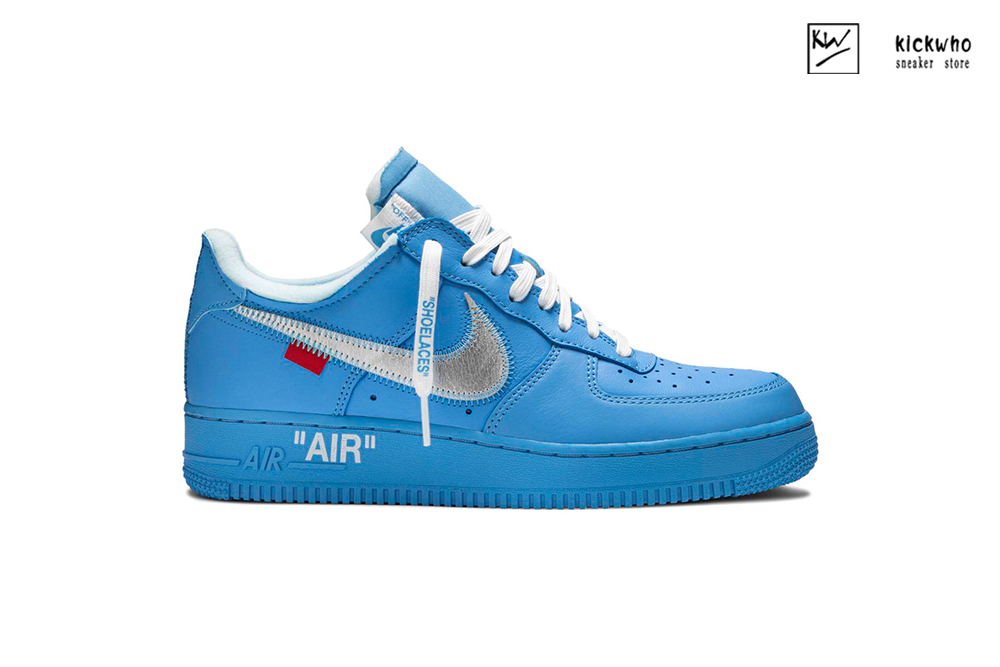 "OFF-WHITE x Air Force 1 Low ""07 ""MCA"" Godkiller"